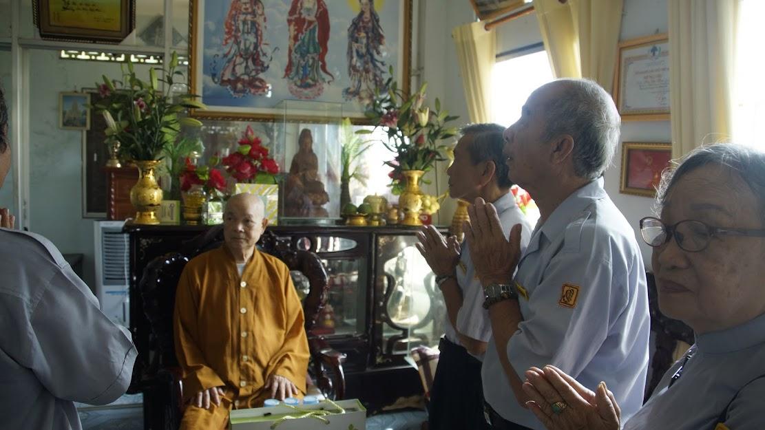 BHD.GĐPT Cam Ranh: Phật sự cúng dường Đại lễ Vu Lan PL.2564 – DL.2020