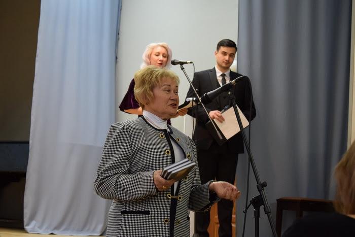 В актовом зале ВГИИКа состоялась презентация проекта«Голоса волгоградской поэзии»