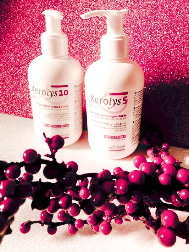 Lysaskin Xerolys – How To Deal With Dry Skin