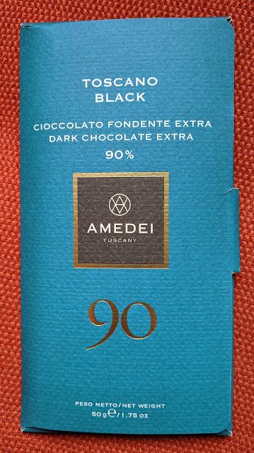 90% amedei toscano black