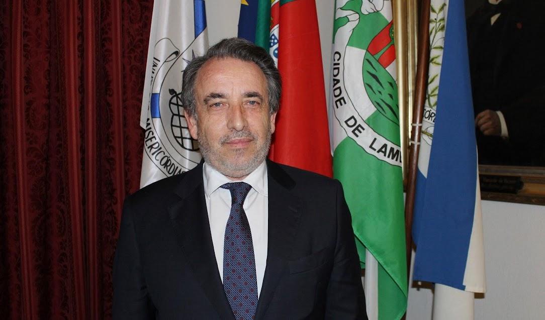 António Carreira eleito novo Provedor da Misericórdia de Lamego