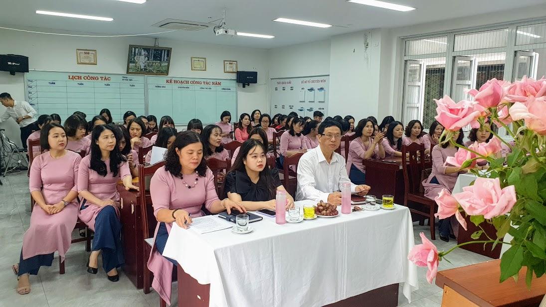 Đ/c Nguyễn Văn Vinh - Chủ tịch Liên đoàn Lao động quận Tây Hồ