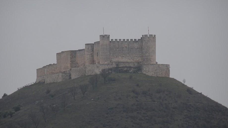 El Castillo de Jadraque, Guadalajara - España