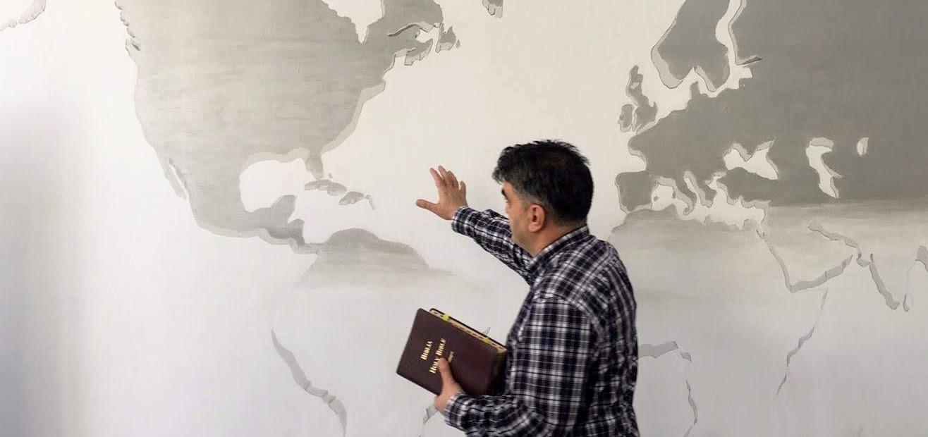 Sunt într-o Cursă: Eu și Evanghelia vs. COVID-19
