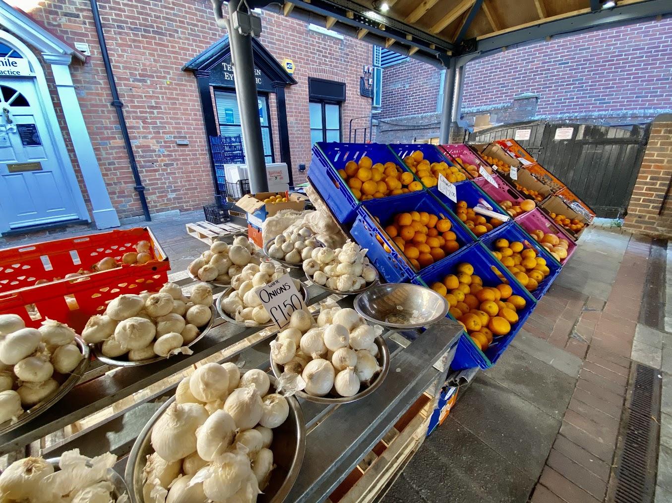 Tenterden Market