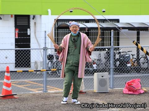 JR西日本 117系「WEST EXPRESS 銀河」 山陽ルート(上り)の旅_柳井駅_03