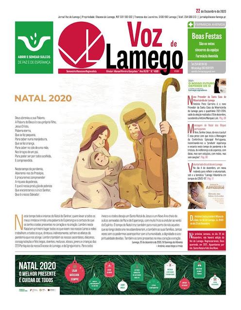 D. António Couto envia mensagem de esperança à Diocese de Lamego