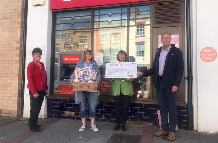 Knitting natterers raise even more charity money