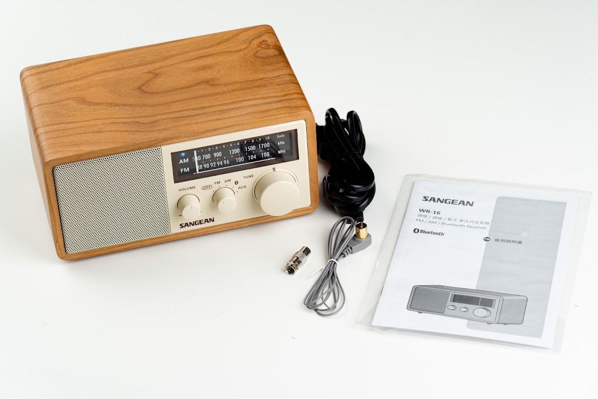山進收音機的收訊音質可以屌打國際大廠?