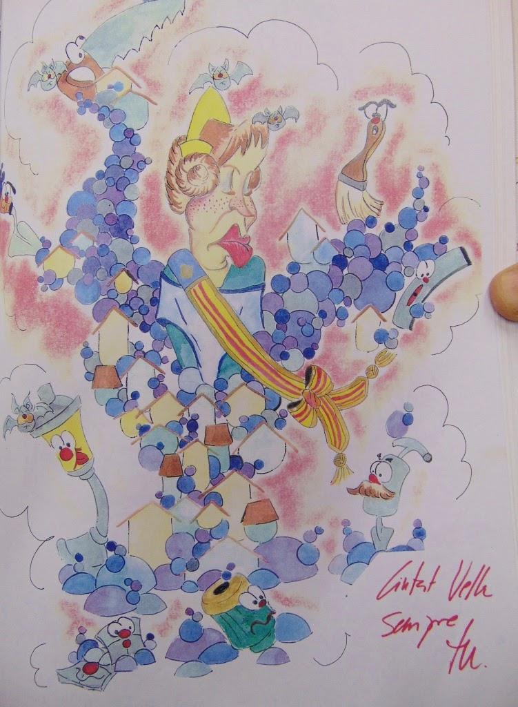Boceto Infantil Año 2010