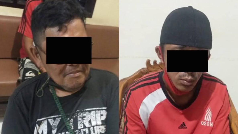Terduga Aksi Premanisme di kota Manado, Diamankan Polisi