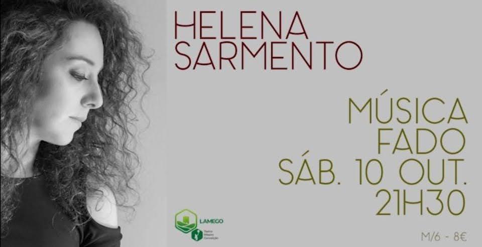 Helena Sarmento revisita álbuns originais no TRC