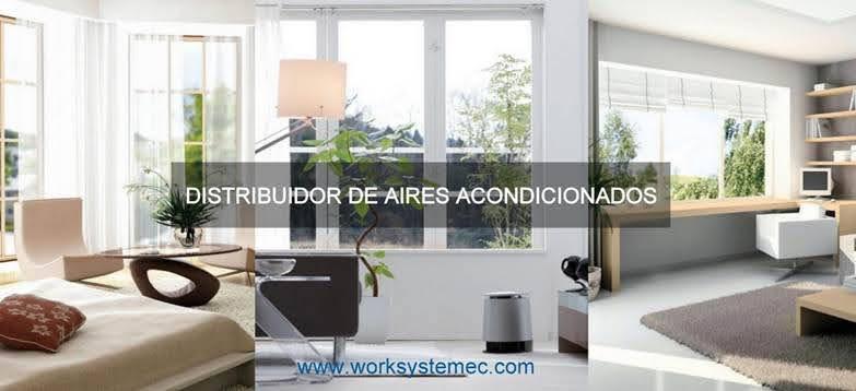 Worksystem S.A Distribuidor de Aires Acondicionados Ecuador