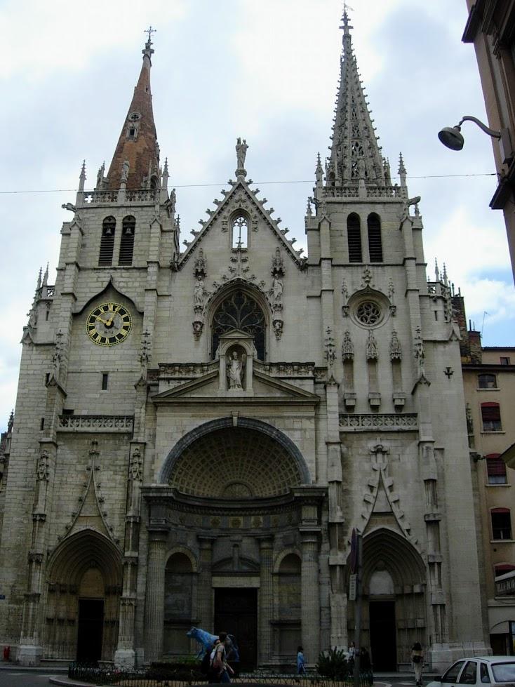 Eglise Saint-Nizier à Lyon