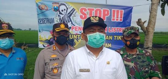 Vaksinasi covid 19 di kabupaten Ngawi jatim