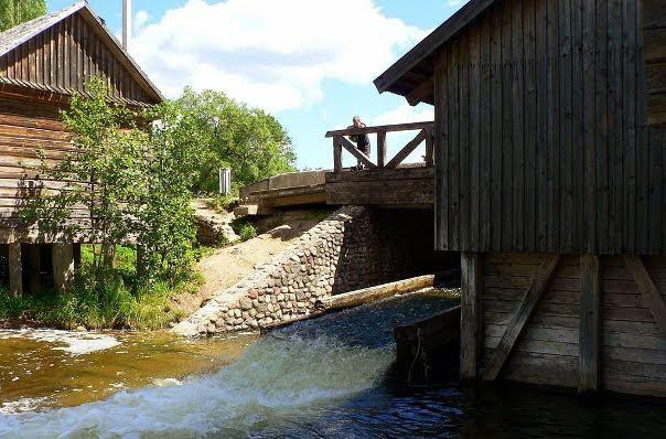 Ginuciai Water Mill