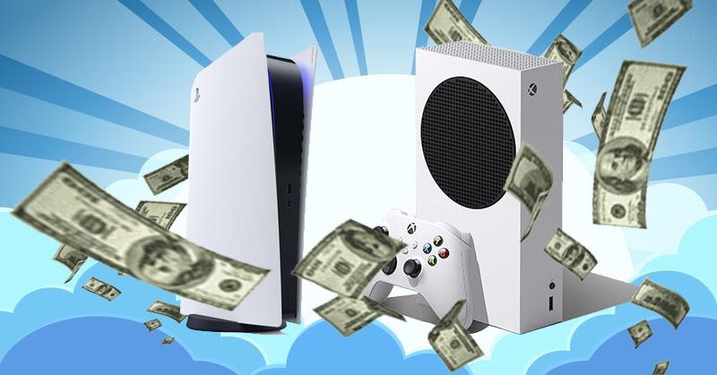Pay for Next Gen ราคาที่ต้องจ่าย เมื่อซื้อเครื่องเกมรุ่นใหม่