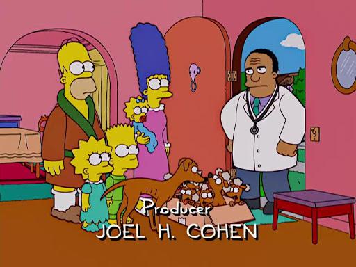Los Simpsons 15x06 Hoy, soy un payaso