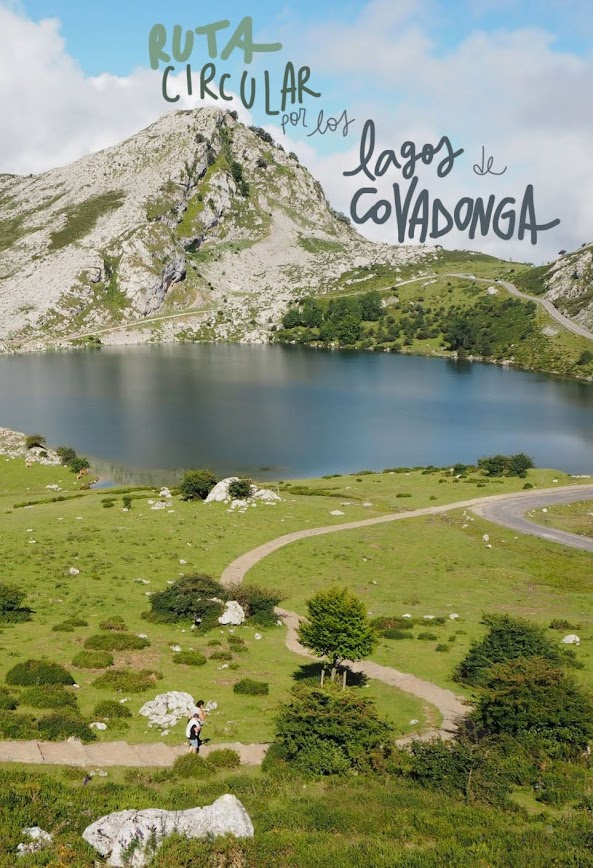 trekking lagos covadonga