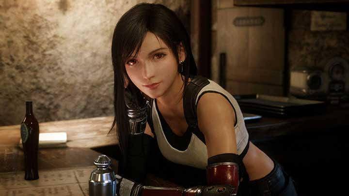 Tifa Lockhart, cô bé Sexy nhất của dòng Final Fantasy