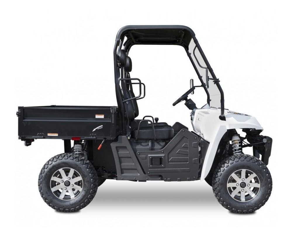 Electric E5 farm ute 60 Volt Battery Operated utv side by side ssv agricultural offroad 2wd 2x4