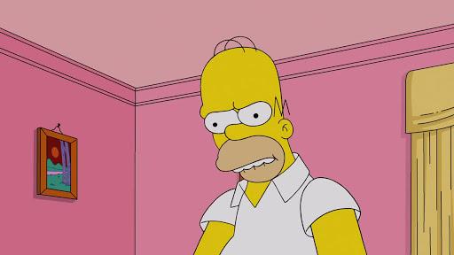 Los Simpsons 28x13 El Furgón Del Gordo