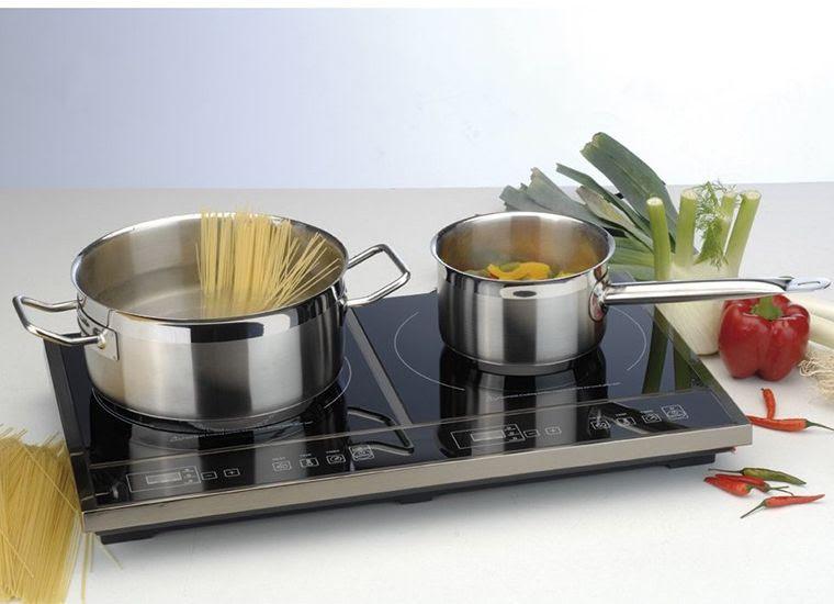Thời gian đun nấu của bếp từ khá nhanh do không phải tốn nhiệt lượng như bếp hồng ngoại