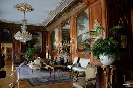 Pałac wPszczynie - wnętrza pałacowe