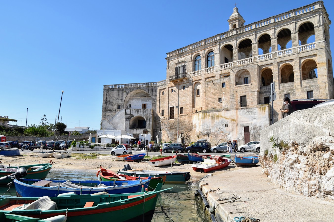 what to see and do in polignano a mare