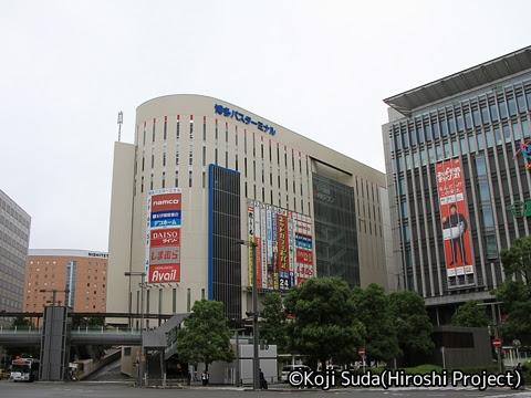 西鉄「はかた号」 0002 博多バスターミナル