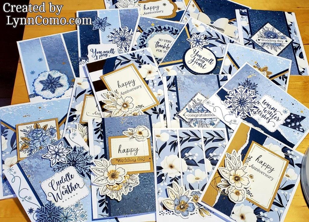 Serenity G1220 Cardmaking Workshop Artwork