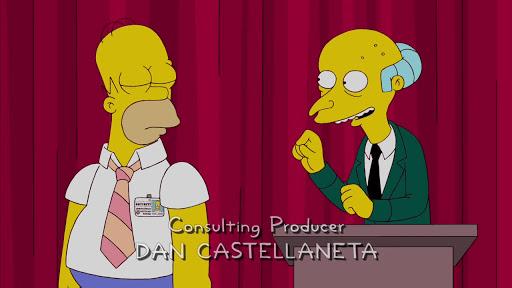Los Simpsons 23x16 Como mojé a vuestra madre