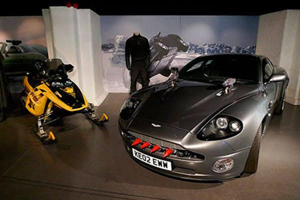 Los mejores autos de James Bond