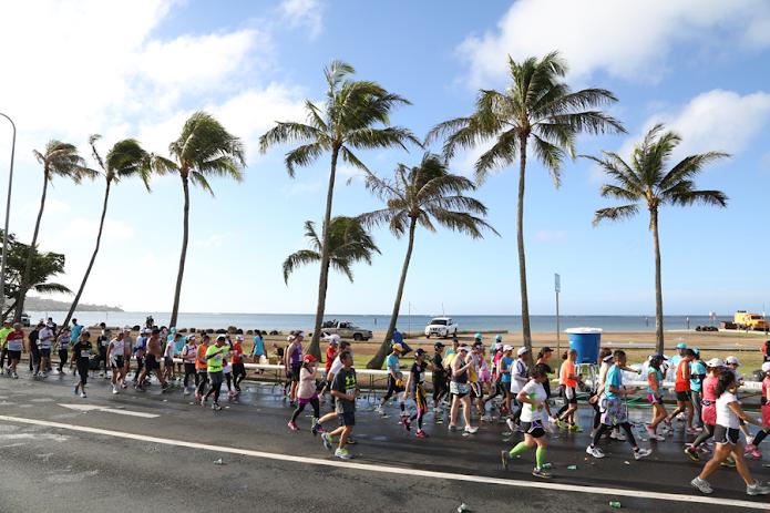 Đi Theo Vạt Nắng - Phần 3. Honolulu Marathon