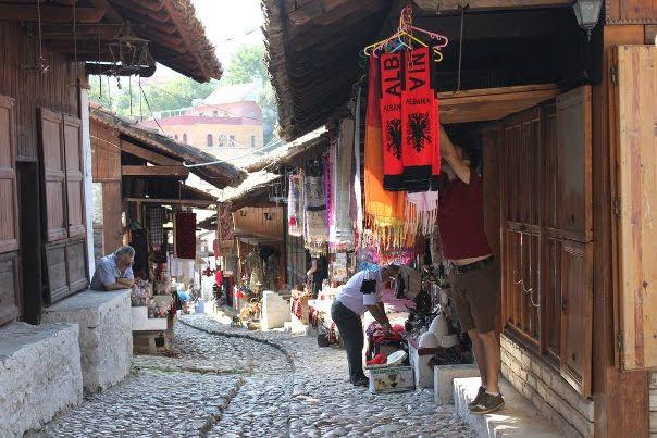 Krujë Bazaar