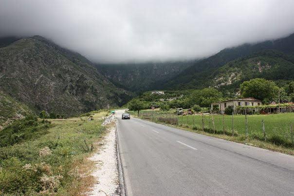 Llogara Pass