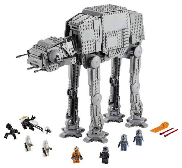 Contenido de Lego® 75288 AT-AT™