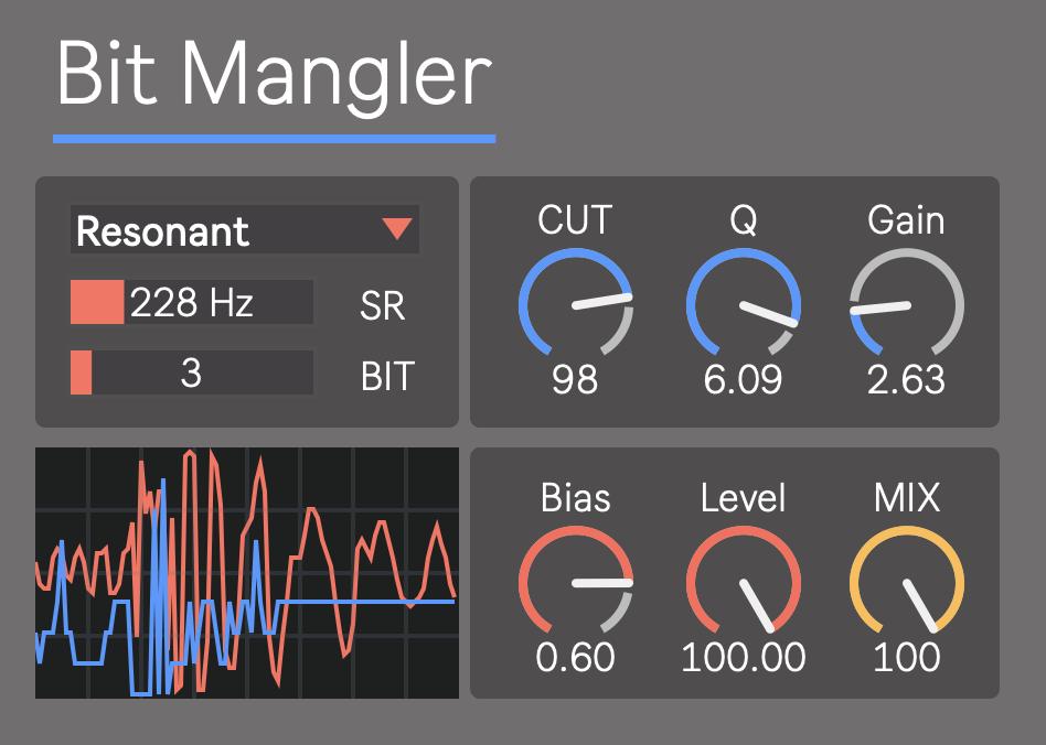 Bit Mangler