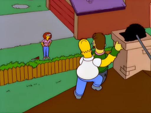 Los Simpsons 11x04 Especial de noche de brujas X