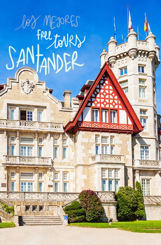free tours de Santander