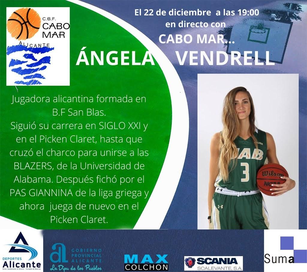 Ellas cuentan : Ángela Vendrell