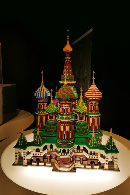 ロシア モスクワ 聖ワシリイ寺院