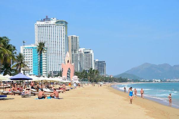 Nha Trang Beach, Nha Trang