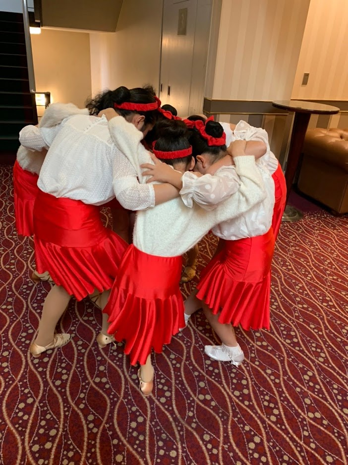 TBSCダンススクールクリスマス舞踏会