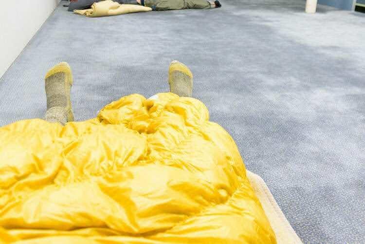 登山や日本一周で使うシュラフ(寝袋)を検討!モンベル・イスカ・ナンガどれが良い?
