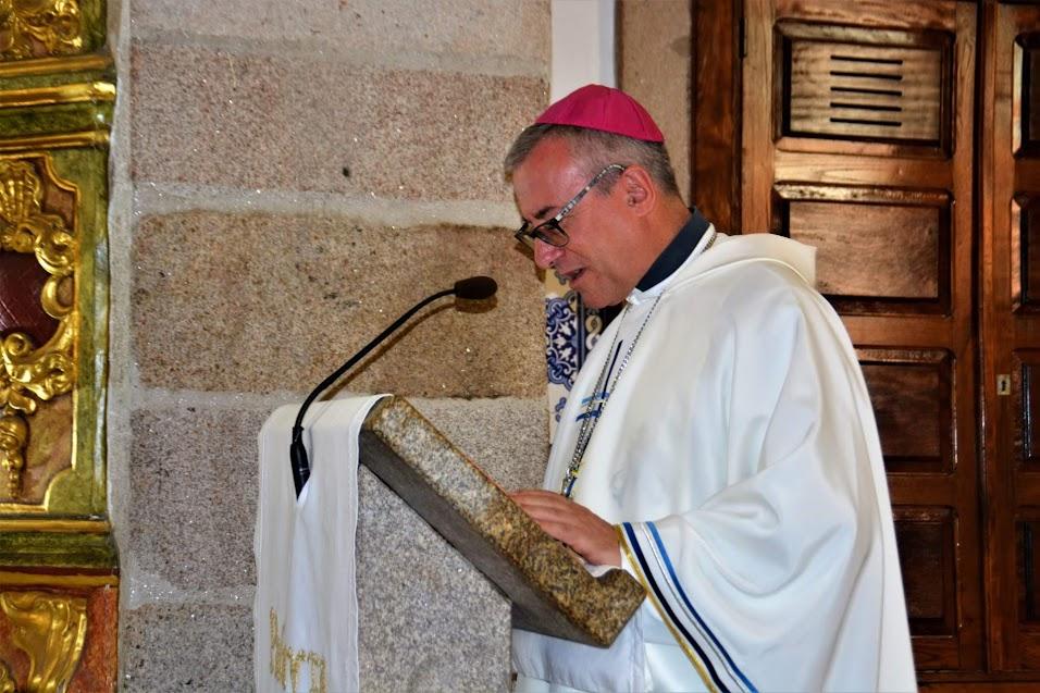 Covid-19: Bispo de Lamego deixa orientações para regresso das celebrações comunitárias