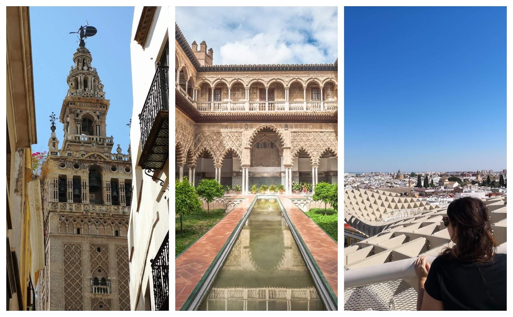 lugares que visitar en Sevilla