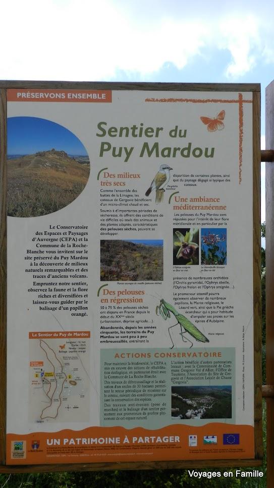 Puy mardoux