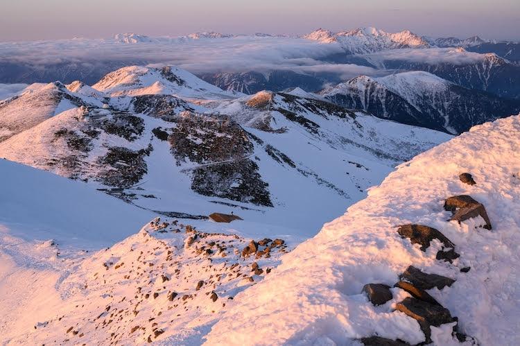 【北アルプス】乗鞍岳 厳冬期 雪山登山〜絶好の登山日和を狙って稜線テント泊〜