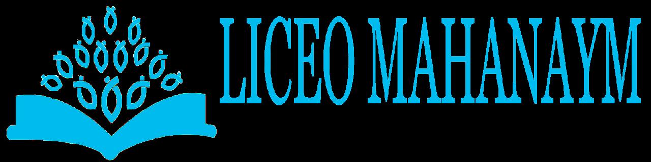 LICEO MAHANAYM LOGO